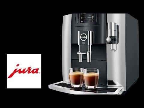 Machine à café E800 Piano Black 4