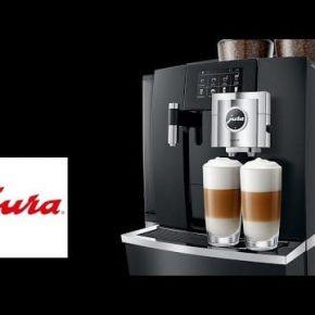 Machine à café GIGA X8 Aluminium Noir 17