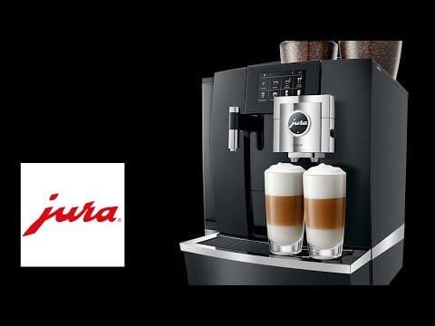 Machine à café GIGA X8 Aluminium Noir 5