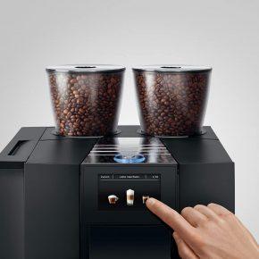 Machine à café GIGA X8 Aluminium Noir 25