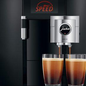 Machine à café GIGA X8 Aluminium Noir 27