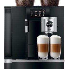 Machine à café GIGA X8 Aluminium Noir 18
