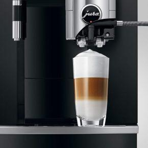 Machine à café GIGA X8 Aluminium Noir 20