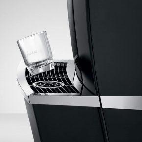 Machine à café GIGA X8 Aluminium Noir 21