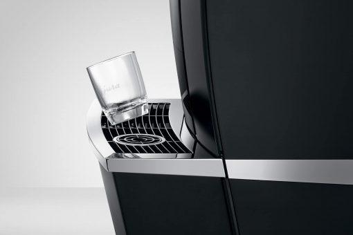 Machine à café GIGA X8 Aluminium Noir 9