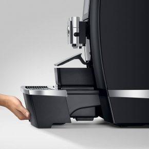 Machine à café GIGA X8 Aluminium Noir 22