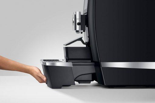 Machine à café GIGA X8 Aluminium Noir 10