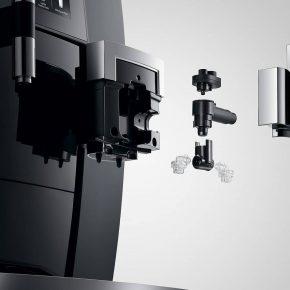 Machine à café GIGA X8 Aluminium Noir 24