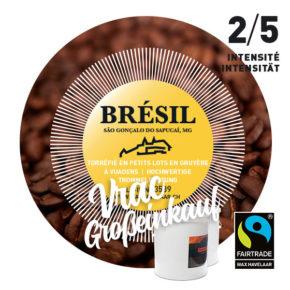 BIO PERU Esperanza Fairtrade-Kaffeebohnen, 2x5 kg, Grosseinkauf 10