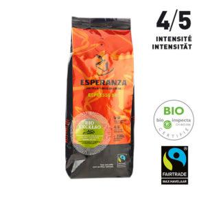 Café Esperanza SUPREMO Fairtrade, en grains 10
