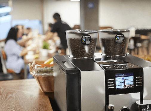 Machine à café pour entreprises et bureaux