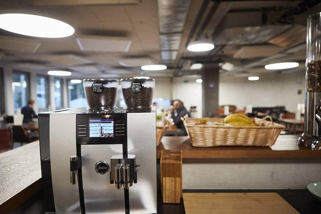 machines à café professionelles