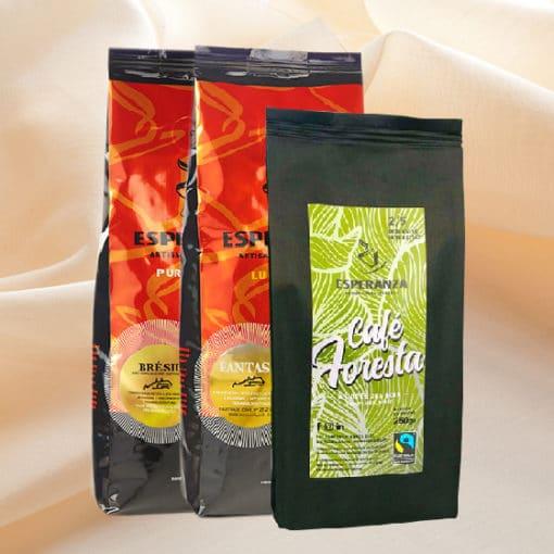 Pack de dégustation LES SUBTILES Café Esperanza 2