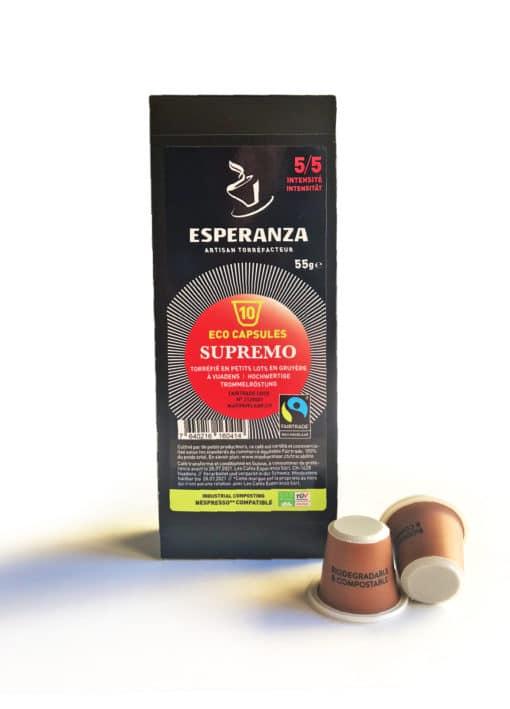 capsule compatible nespresso