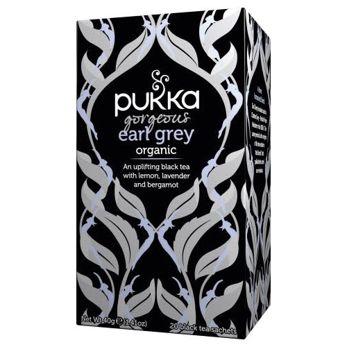 Pukka Bio Thé noir Gorgeous Earl Grey, 20 sachets 3